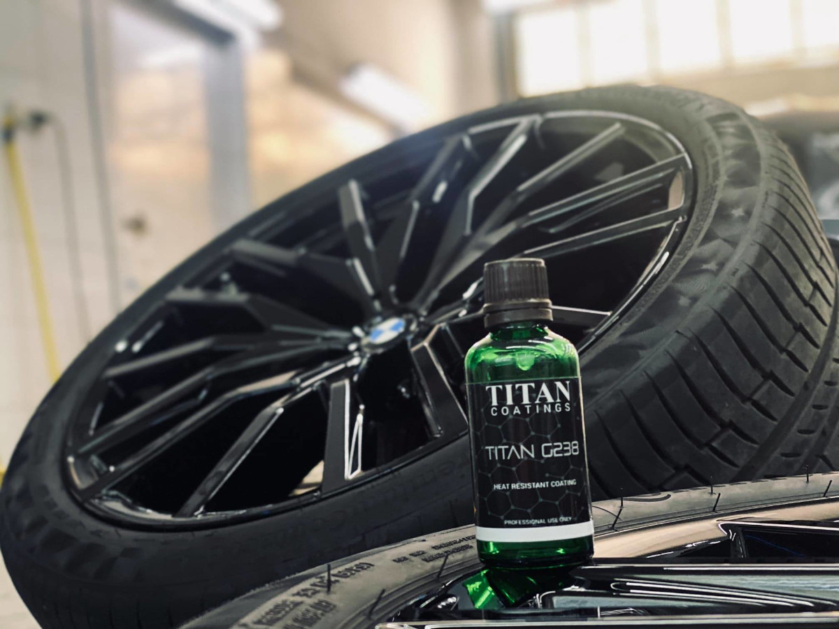 Titan coatings